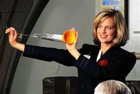 Fear of Flying and Flight Attendant TLC