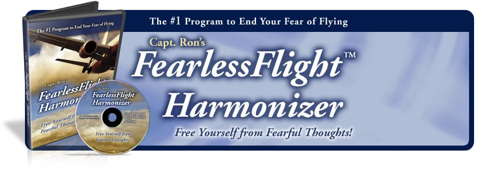 Once a Year Fear of Flying