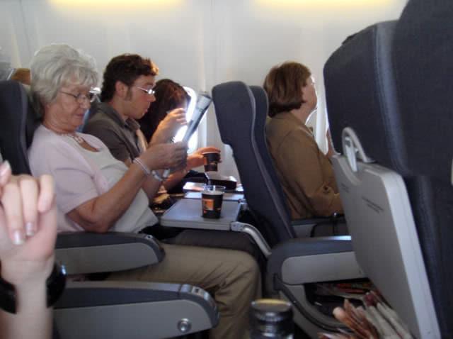 Fear of Turbulence Pilot Announcements