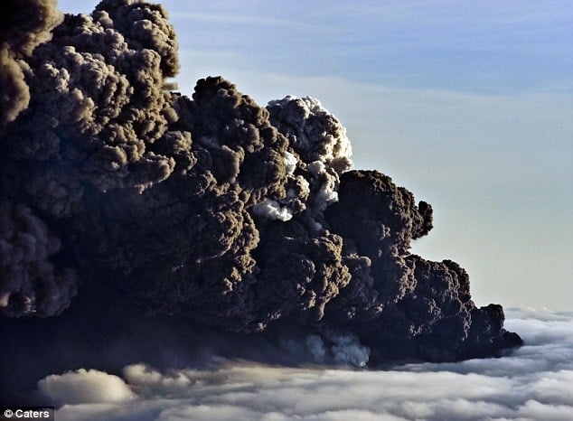 Volcanic Ash Shows Air Travel at Its Best and Worst