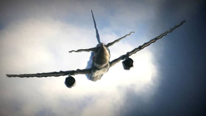 FEAR OF FLYING – IS IT REAL?
