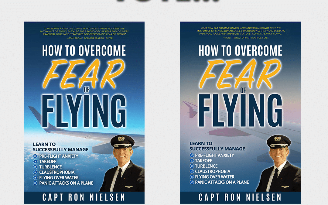 You Can Help Us Choose Our Book Cover