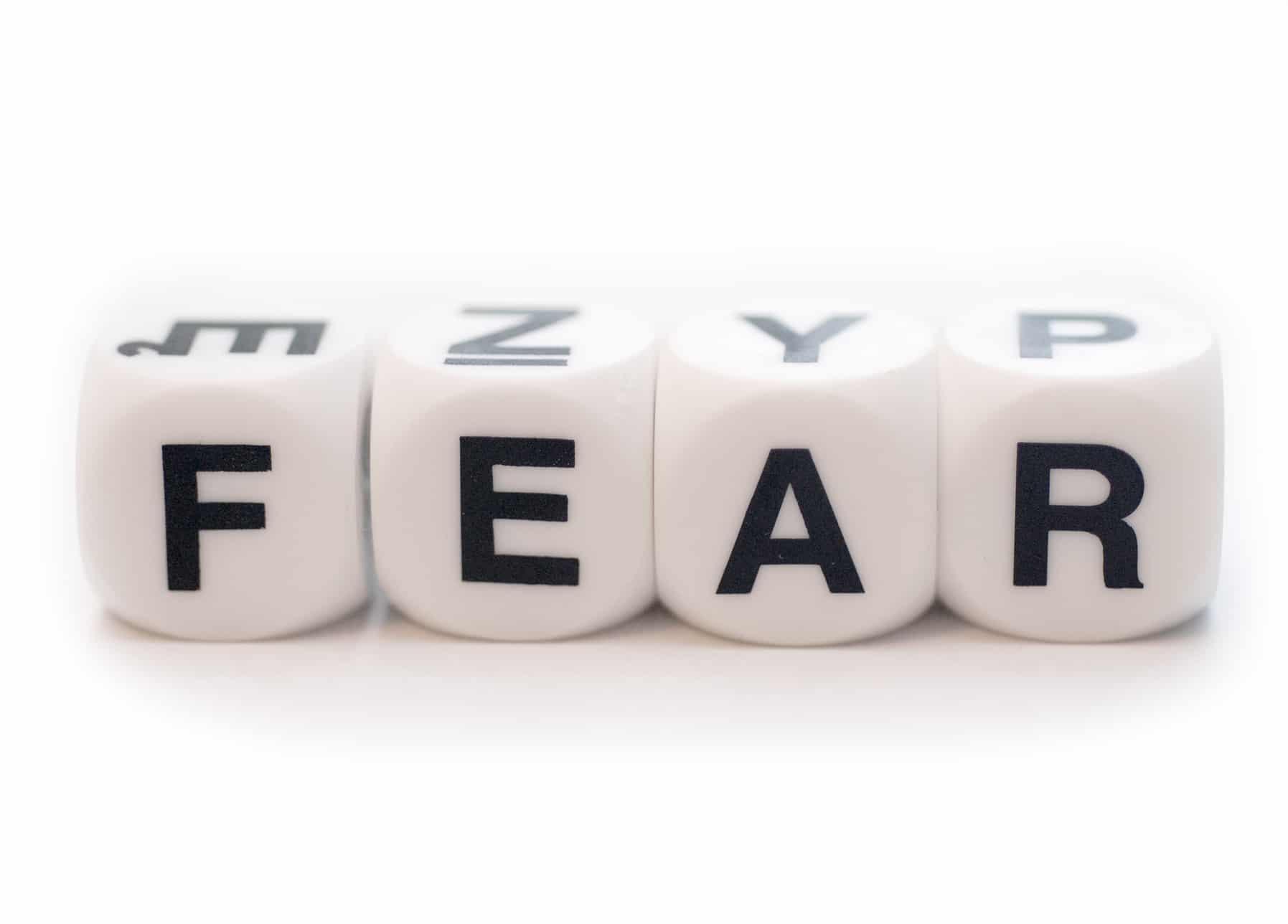 Fear Of Air Travel