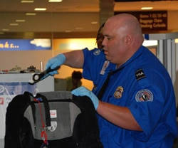 DFW TSA GETS A CLUE TO CUSTOMER SERVICE