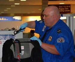 DFW TSA GETS A CLUE TO CUSTOMER SERVICE