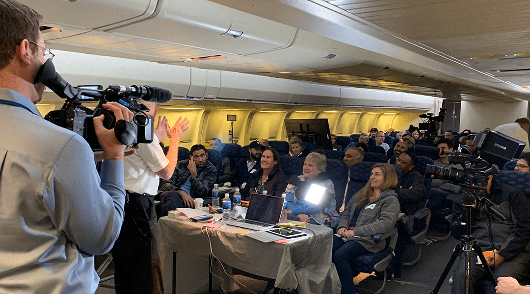 Cleared for Takeoff 201 Fear of Flying Class - March 23, 2019, Air Hollywood Studios, Los Angeles