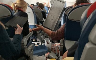 Delta 5763: Clear Air Turbulence Rattles Nerves