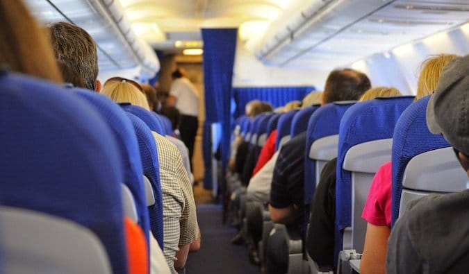 Don't Let Fear of Flying Spoil Your Spring Break