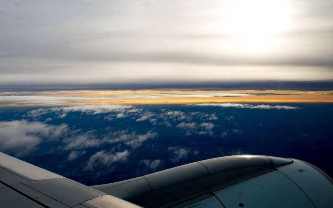 Air Canada flight AC33 Clear Air Turbulence proves proves fear of flying is justified….but is it really?