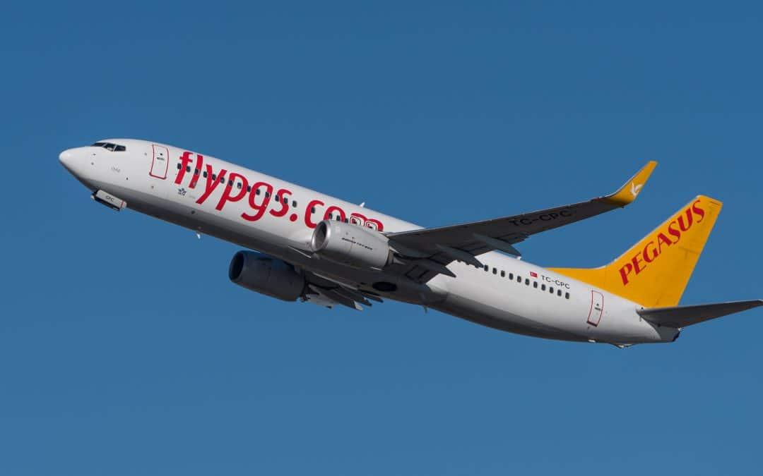 Pegasus Airlines Boeing 737-8