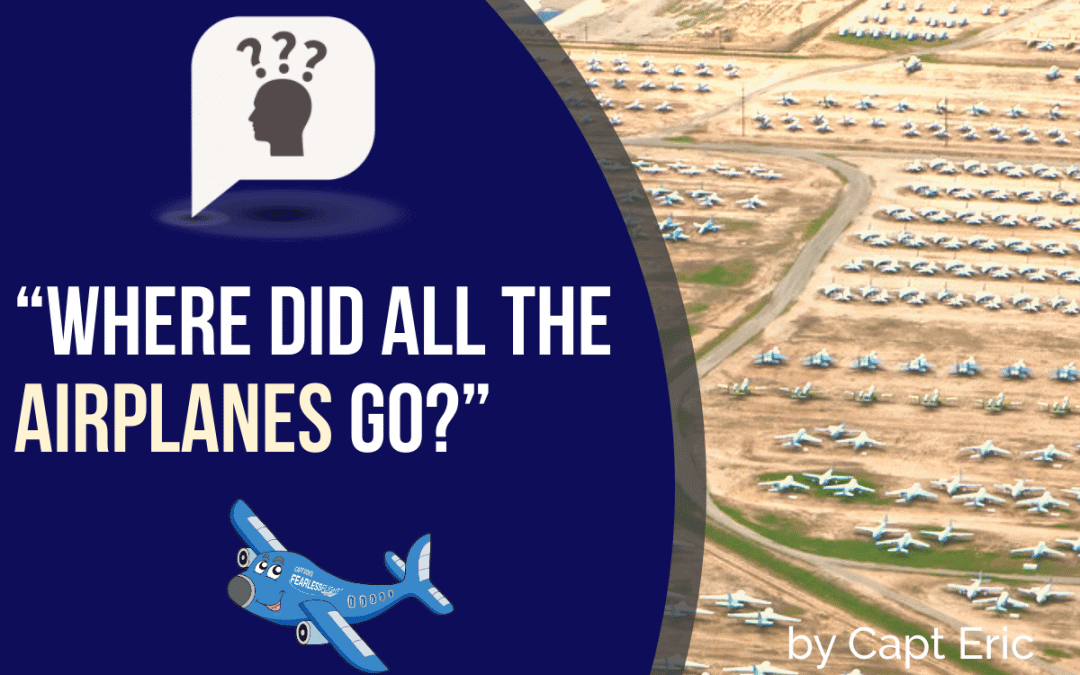 Where did all the airplanes go?